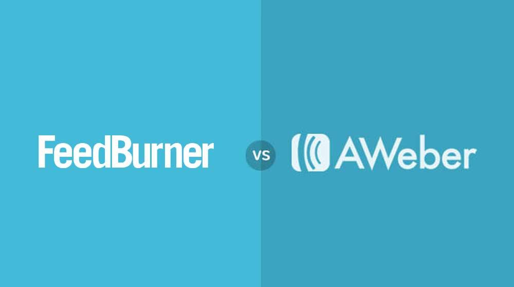 feedburner vs aweber