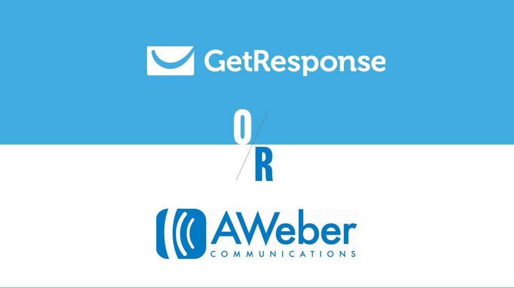 aweber vs getresponse