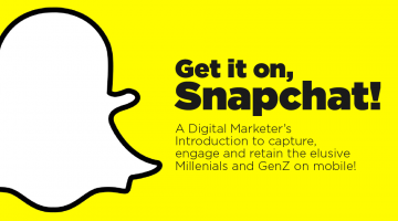 Get it on, Snapchat! Guide to Snapchat marketing