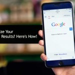 Local Google Search Results Without Location Search Filter