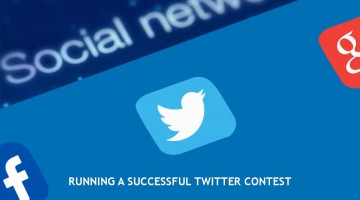 How to run twitter contests and giveaway campaigns successfully?