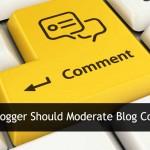 WordPress Blog Comment Moderation –  A beginner's guide