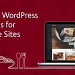 Ultimate WordPress Recipe Plugins For Food Bloggers
