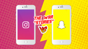 Snapchat stories vs Instagram stories – Which is better and why?