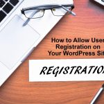 How to Allow User Registration on WordPress